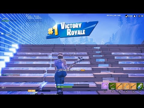 High Kill Solo Win Aggressive Gameplay Full Game (Fortnite PC Keyboard)