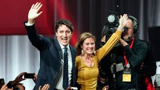 Justin Trudeau's full victory speech