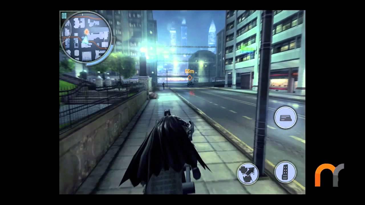 The Dark Knight Rises Free Game