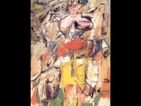 Willem de Kooning (by Nathan B.)