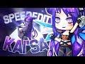「SPEEDEDIT」▸ K/DA - KAI'SA (Gacha Life)