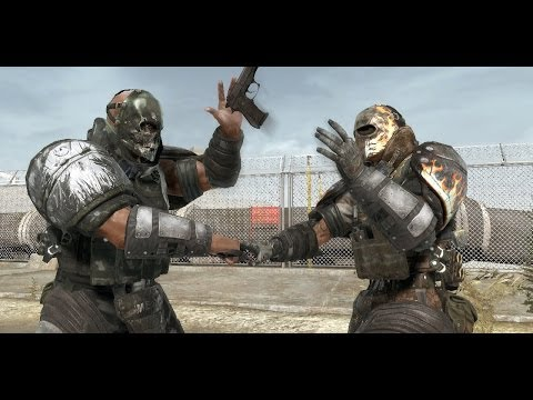 Army of Two - 18 Behind Enemy Lines (Original Game Soundtrack) (HD)