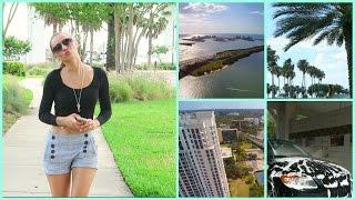 vuclip Florida Vlog/Clearwater Marina/Dim Sum food/AK-47/USA Leben