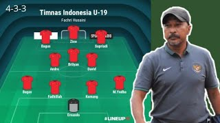 Download Video Mengerikan! Inilah formasi Ganas Timnas U-19 Indonesia  Era Fachri Husaini MP3 3GP MP4