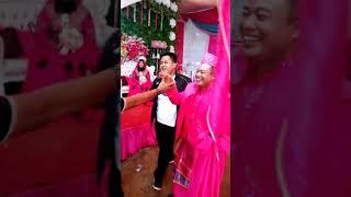 Video Happy wedding om teguh by TKSCI tameng batang hari jambi download MP3, 3GP, MP4, WEBM, AVI, FLV September 2018