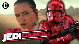What Role Will the Red Sith Stormtroopers Have in Episode 9? - Jedi Council
