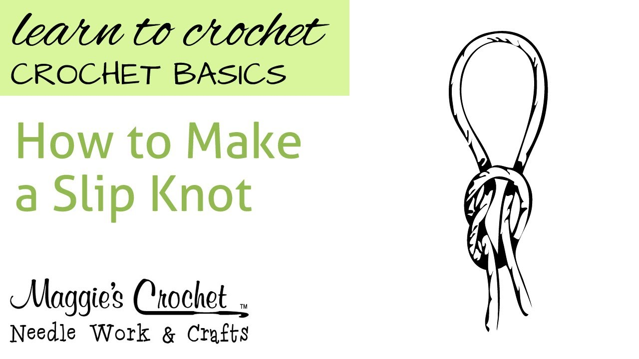 How to make a knot 62