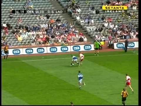 LAOIS V DERRY ALL IRELAND MFC 2007 SEMI-FINAL