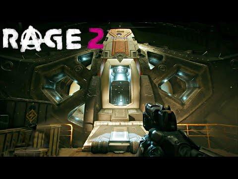 RAGE 2 - Прохождение 8.