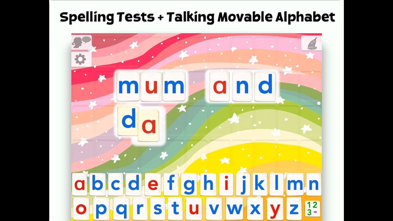 Word Wizard - Talking Educational App for iPhone and iPad