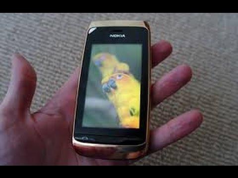Resetando o Nokia Asha 309 para as configurações originais de fábrica