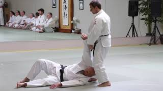 Judo Ann Arbor Nage Ura no Waza | Japanese Martial Arts Center