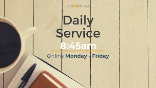 St Ebbe's Daily Service 13/05/21