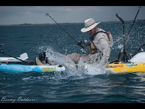 Rigging A Kayak For Offshore Fishing