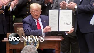 What police reform could look like as Trump signs executive order | Nightline