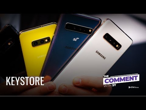 Kyber's Waterloo, Swiss Bank Offers Digital Asset Services, Keystore on Galaxy S10 | Episode 265