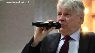 Jeszcze w tym roku wybory- twierdzi marszałek Borusewicz podczas spotkania w Klubie Garsoniera
