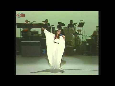 Yardena Arazi - Petite Fleur De Galile , Live Show Belgeium 1979