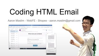 📝 Coding HTML Email