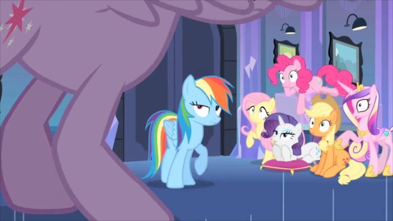 Equestria Girls Die Verwandlung Youtube