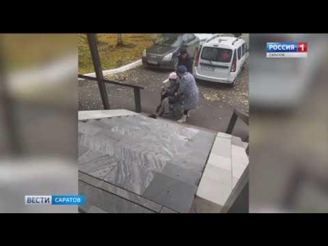 """Дергачёвская больница: о разбитых """"УАЗиках"""" и мешках с капустой"""