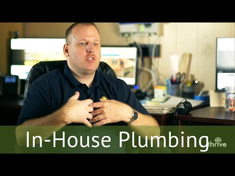 In-House Plumbing Client Testimonial
