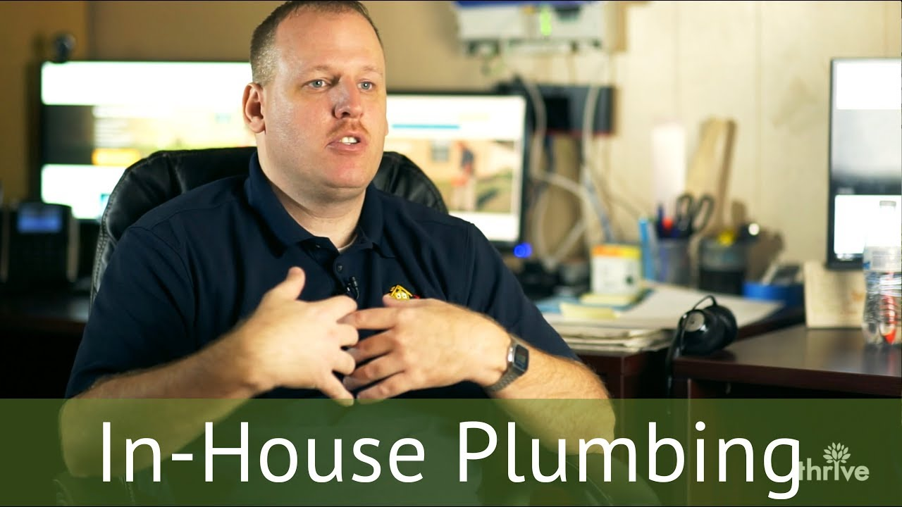 Plumbing Internet Marketing - Thrive Agency - In-House Plumbing Client  Testimonial