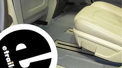 WeatherTech Rear Floor Liner Review - 2012 Buick Enclave - etrailer.com