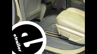 WeatherTech Rear Floor Liner Review - 2012 Buick Enclave - etrailer.com