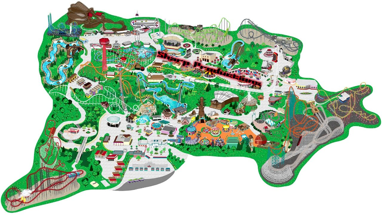 Six Flags Magic Mountain (Interactive Map!) on brasstown bald mountain map, crotched mountain map, great america map, schuss mountain map, knotts berry farm map, universal studios map, six flags map, knottsberry farm map, legoland map, steele peak shooting area map, cedar point map, boyne mountain map, dream catcher map, sunset strip map, robin hood map, disneyland map, knott's map, loon mountain map, mount snow map, new river state park map,