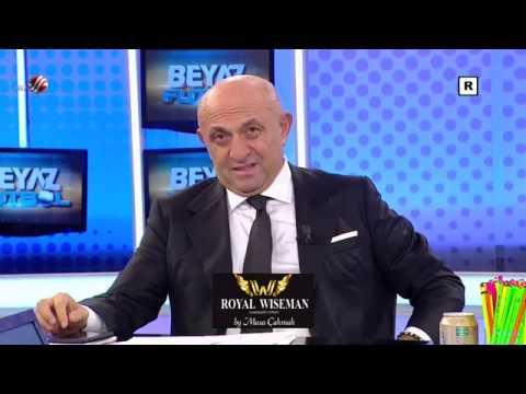 (..) Beyaz Futbol 14 Ekim 2017 Kısım 1/4 - Beyaz TV
