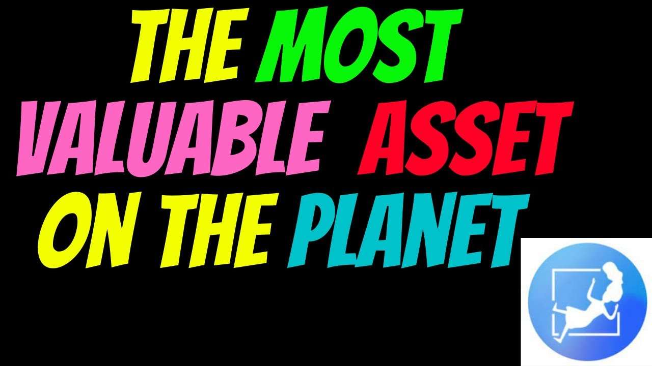 The MOST VALUABLE asset on the planet 😉 (Time)