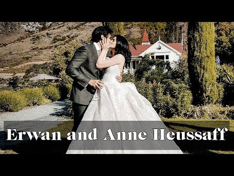 #TheWanForAnne Wedding | Erwan Heussaff And Anne Curtis