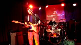 "The Past Tense - ""Nervous"" Retro Man Blog Night Half Moon Putney May 04th"