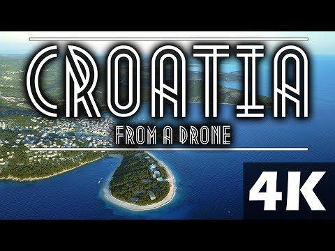 Dubrovnik - Croatia Summer Impressions (with DJI Mavic Pro) [4K]