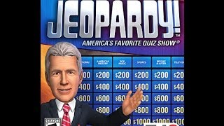 Jeopardy! PS3 Gameplay