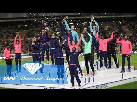 IAAF Diamond League Records - Track