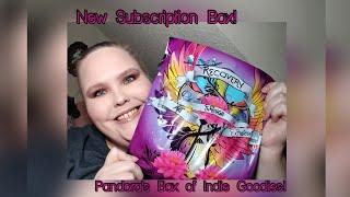 New Subscription Box! Pandora's Box of Indie Goodies!