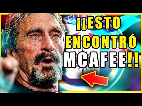 McAfee reveló un secreto sobre la élite estadounidense!