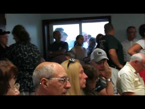 New Milford Township Meeting -  Incinerator -  7-20-16