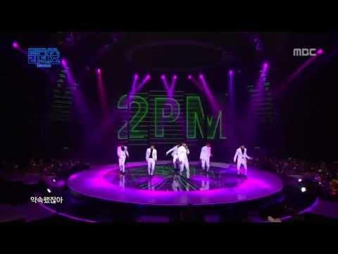 130512 #2PMReturns ღ I'll Be Back [HD 720p]