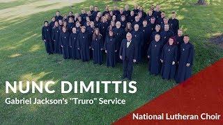 Nunc Dimittis | National Lutheran Choir
