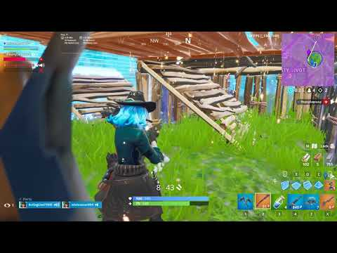 Gen Xers, and their kids, play Fortnite together