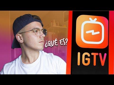 Instagram TV | IGTV | ¿Que es y como usarlo? -  Actualizacion instagram 2018