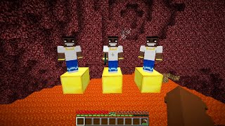 Minecraft: DABABY Chase Parkour Edit #shorts
