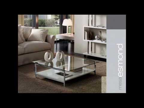 Mesas de centro modernas youtube - Mesas de centro de cristal modernas ...