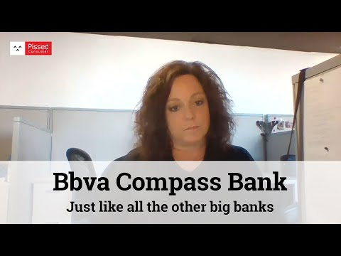 Bbva Compass Bank Reviews - Just like all the other big banks