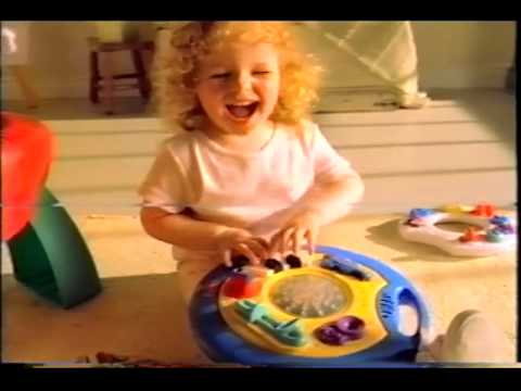 Fisher Price Commercials