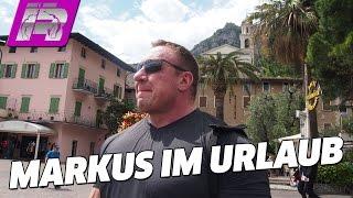 Markus im Urlaub