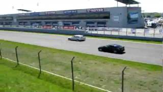Audi S4 vs Astra G OPC Oschersleben 2010